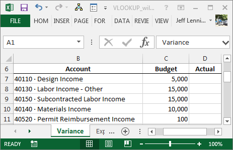 VLOOKUP and Wildcards | Excel University