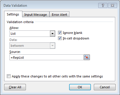 how to use drop down in excel without mouse
