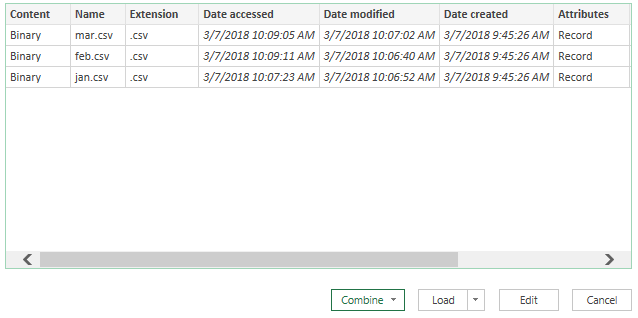 PivotTable from Many CSV Files | Excel University