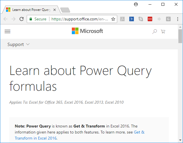 Power Query and Zip Code Formatting | Excel University