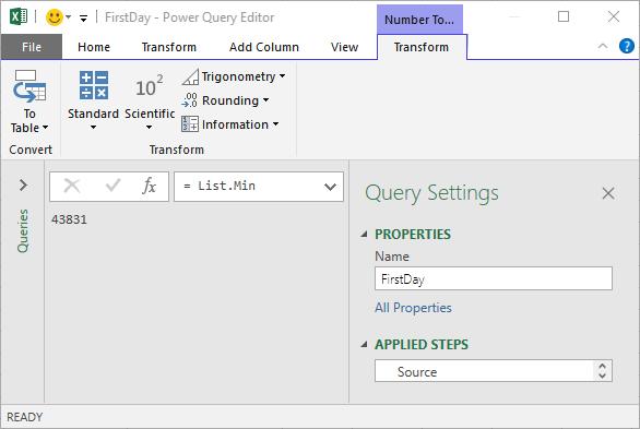 Power Query Calendar | Excel University