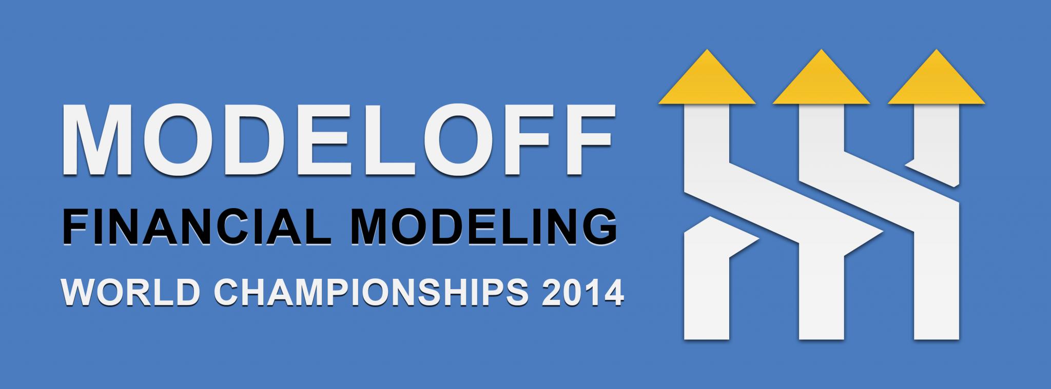 ModelOff 2014