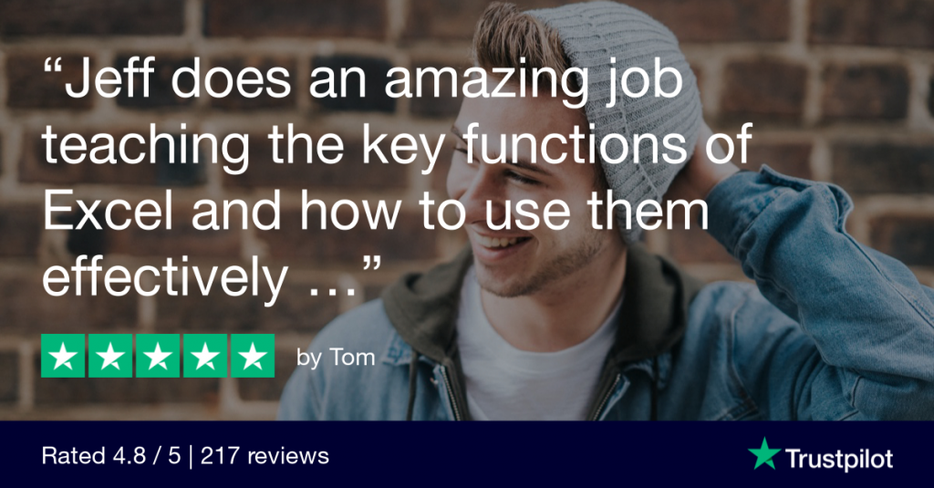 Trustpilot Review - Tom