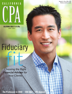 CalCPA Cover June 2017