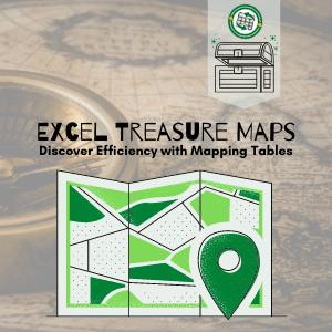 excel treasure maps blog